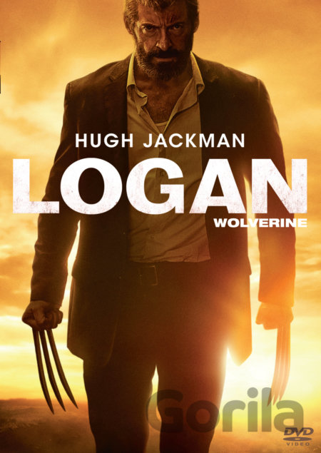 DVD Logan: Wolverine (2017) - James Mangold
