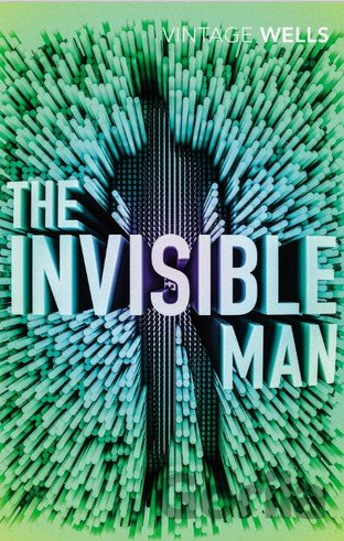 Kniha The Invisible Man - H.G. Wells
