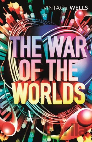 Kniha The War of the Worlds - H.G. Wells