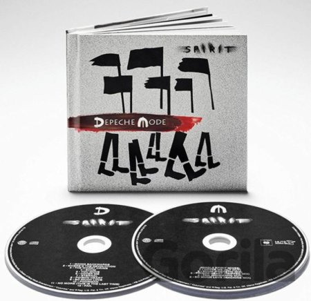 CD album DEPECHE MODE: SPIRIT DELUXE (2 CD)