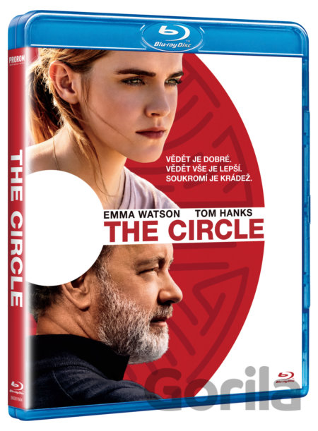Blu-ray The Circle (2017 - Blu-ray) - James Ponsoldt