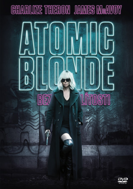 DVD ATOMIC BLONDE: Bez lítosti (2017) - David Leitch