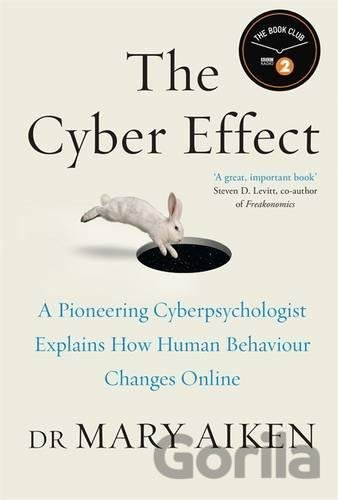 Kniha The Cyber Effect - Mary Aiken