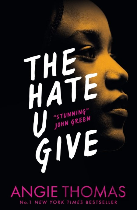 Kniha The Hate U Give (Angie Thomas) (Paperback) - Angie Thomas