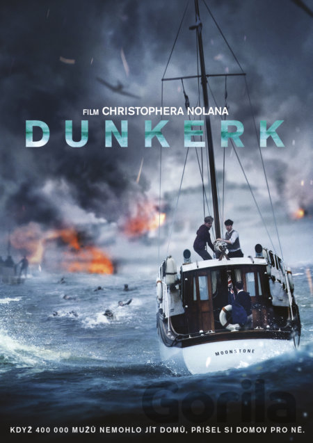 DVD Dunkerk (2017) - Christopher Nolan