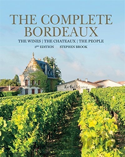 Kniha Complete Bordeaux: 3rd edition (Stephen Brook) (Hardcover) - Stephen Brook