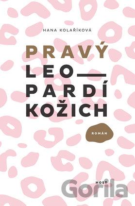 c82718a76af Kniha  Pravý leopardí kožich (Hana Kolaříková)  CZ (Hana Kolaříková) za  11