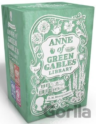 Kniha Anne of Green Gables Library - Lucy Maud Montgomery