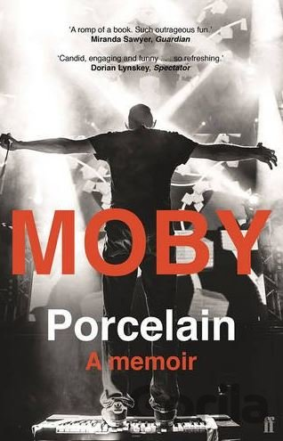 Kniha Porcelain (Moby) (Paperback) - Moby