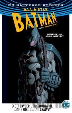 Kniha All Star Batman HC Vol 1 My Own Worst Enemy (Scott Snyder, John Romita Jr.) - Scott Snyder