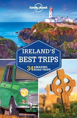 Kniha Lonely Planet Ireland's Best Trips (Travel Gu... (Lonely Planet) -