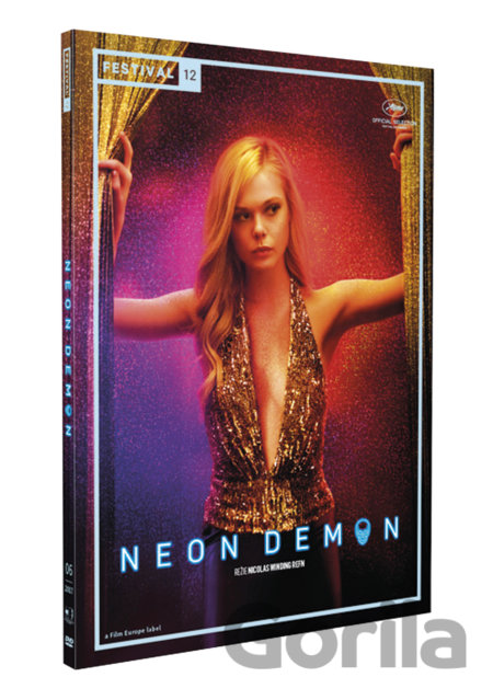 DVD Neon Demon (2016) - Nicolas Winding Refn