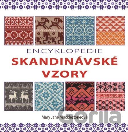 12cde0dfd28e Kniha  Encyklopedie skandinávské vzory (Mary Jane Mucklestoneová ...