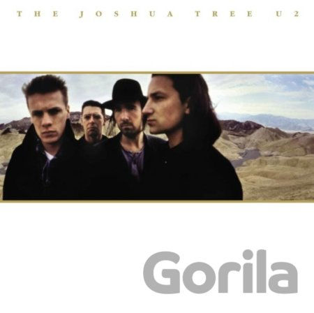 CD album U2: The Joshua Tree Deluxe