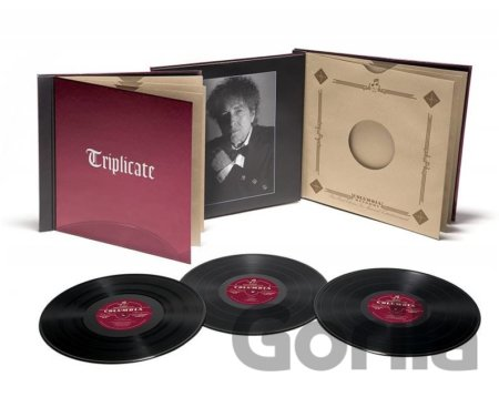 Bob Dylan: Triplicate (Deluxe Limited Edition LP)