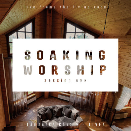 CD album Soaking Worship