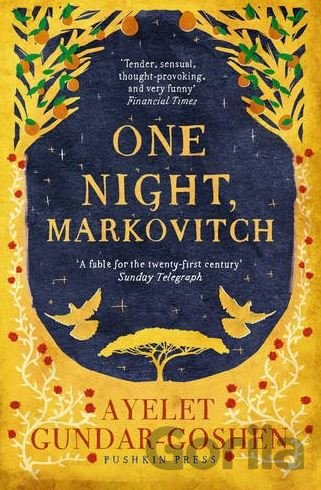 Kniha One Night, Markovitch - Ayelet Gundar-Goshen