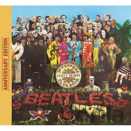 CD album Beatles: The Sgt.Pepper's Lonely Hearts Club Band (50th Anniv. Edition)