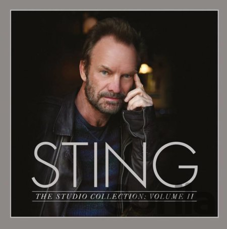 Sting: Complete Studio Collection II. LP