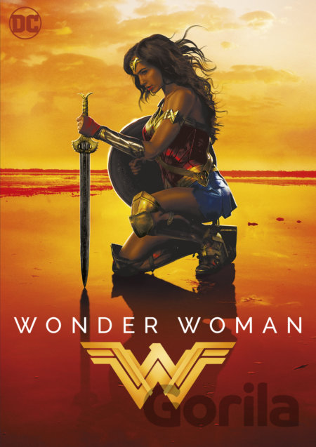 DVD Wonder Woman (2017) - Patty Jenkins