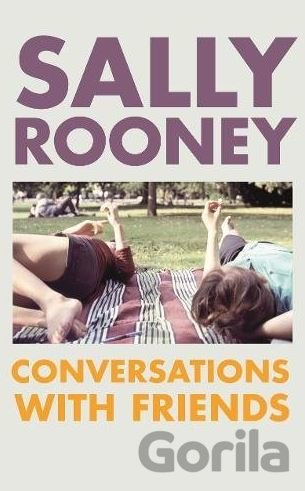 Kniha Conversations with Friends - Sally Rooney
