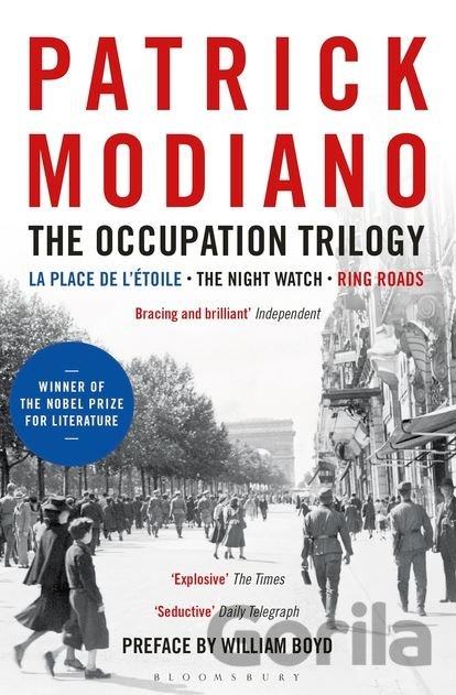Kniha The Occupation Trilogy - Patrick Modiano