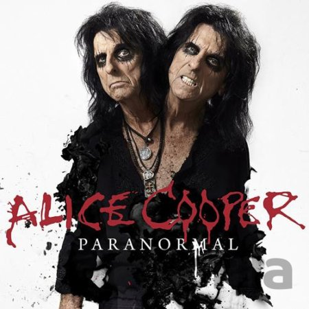 CD album Alice Cooper: Paranormal Limited Edition