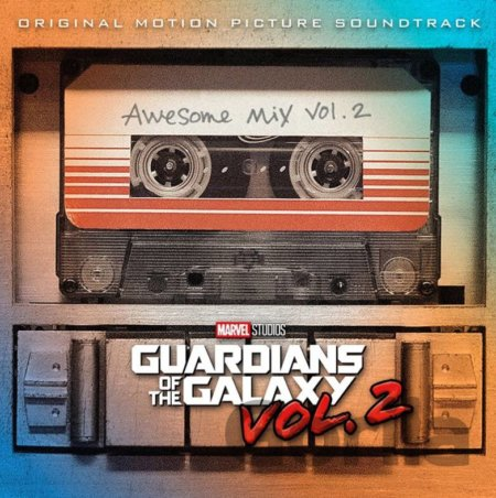 CD album GUARDIANS OF THE GALAXY 2 (SOUNDTRACK)