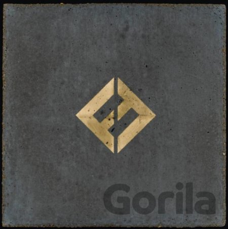 CD album Foo Fighters: Concrete and Gold  [CD]