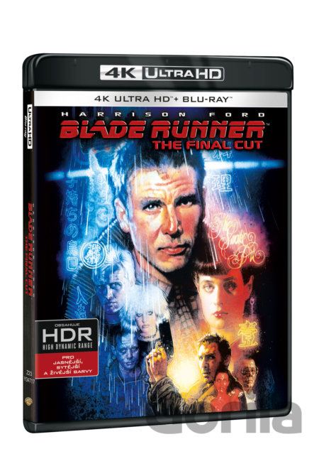 UltraHDBlu-ray Blade Runner: The Final Cut (UHD+BD - 2 x Blu-ray + 2 DVD bonus) - Ridley Scott