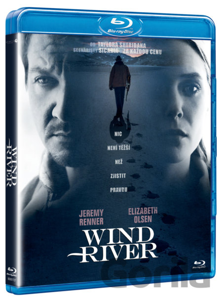 Blu-ray Wind River (Blu-ray) - Taylor Sheridan