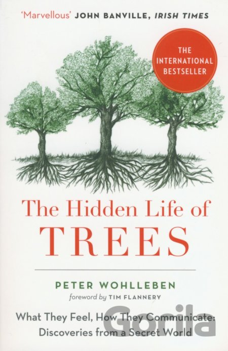 Kniha The Hidden Life Of Trees: What They Feel, How They Communicate (Peter Wohlleben) - Peter Wohlleben