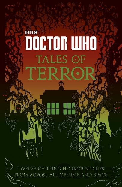 Kniha Doctor Who: Tales of Terror -