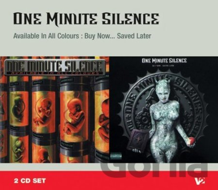 CD album One Minute Silence: Avialable In All