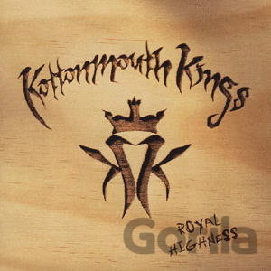 CD album Kottonmouth Kings: Royal Highness
