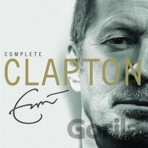 CD album CLAPTON ERIC: COMPLETE CLAPTON (  2-CD)