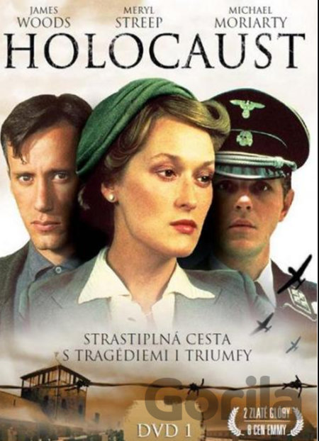 DVD Holocaust 1. - Marvin J. Chomsky