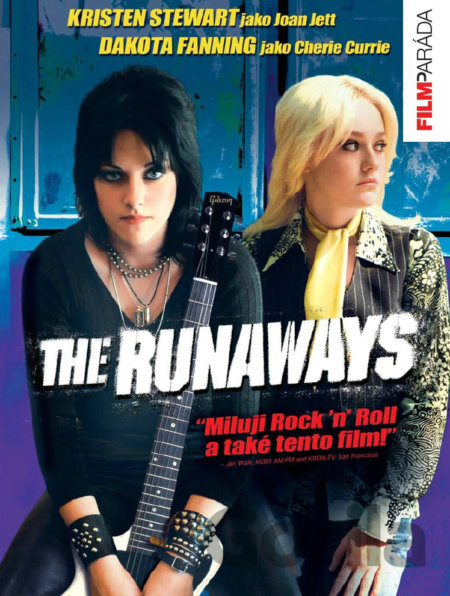 DVD The Runaways (2010) - Floria Sigismondi
