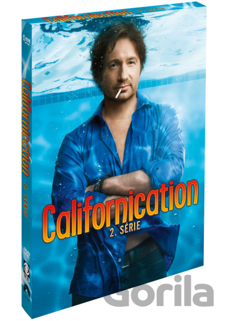 DVD Californication - Kompletní 2. série - Stephen Hopkins, Scott Winant, Michael Lembeck, Bart Freundlich, Ken Whittingham, Tucker Gates, Scott Z. Burns, John Dahl, David Von Ancken, David Duchovny, Michael Lehmann, Jake Kasdan, Lance Barber Stephen Hopkins
