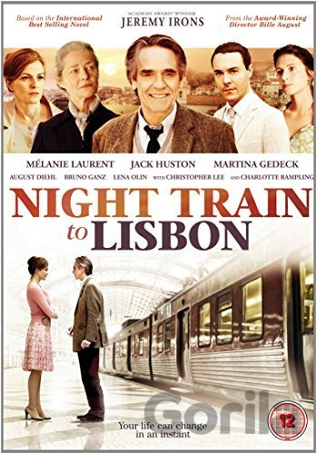 DVD Night Train To Lisbon - Bille August