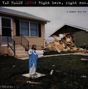 CD album Van Halen: Live: Right Here, Right Now