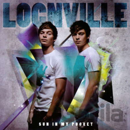 CD album LOCNVILLE: SUN IN MY POCKET