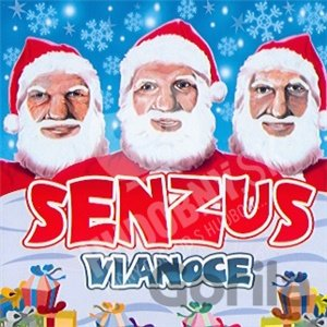 CD album SENZUS: VIANOCE