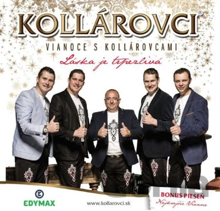 CD album Kollarovci - Vianoce S Kollarovci (2 CD)