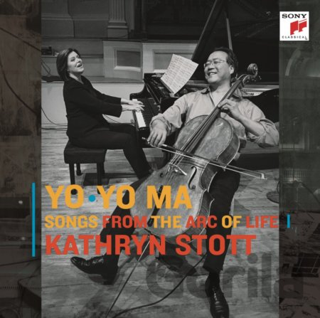 CD album MA, YO-YO/KATHRYN STOTT: SONGS FROM THE ARC OF..