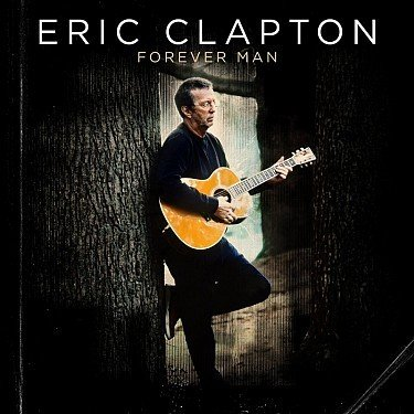 CD album CLAPTON ERIC: FOREVER MAN (DELUXE EDITION) (  3-CD)