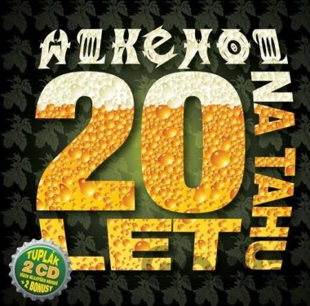 CD album Alkehol - 20 Let Na Tahu (2CD)