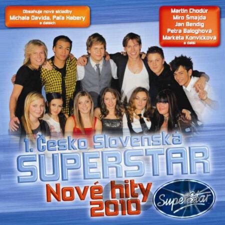 Hudobné CD  V.A.  1.CESKO-SLOVENSKA SUPERSTAR-NOVE HITY za 3 3029f831a46