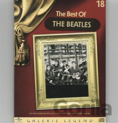 CD album Beatles - The Best Of /Slidepack/
