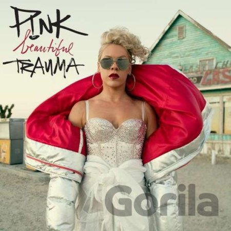 CD album Pink: Beautiful Trauma [CD]